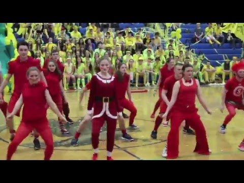COLOR WAR 2016 - Hockinson High School