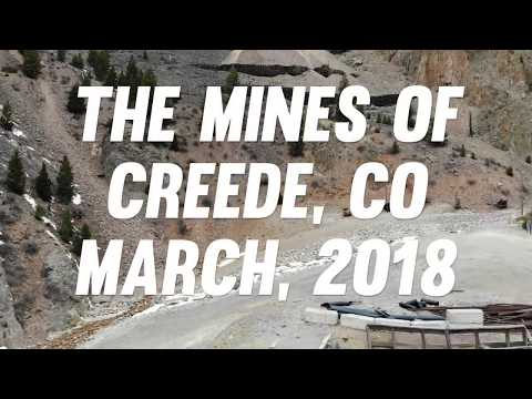 Creede, Colorado with Mavic Air