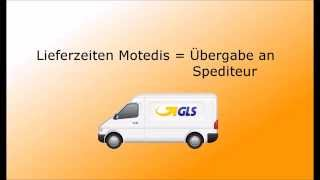 Video Motedis - Lieferzeiten - Delivery time download MP3, 3GP, MP4, WEBM, AVI, FLV Juni 2018