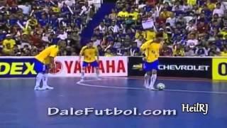 El Rey del Futbol Sala Falcão