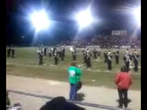 Pitch Perfect Mendenhall High School Band 2013-14