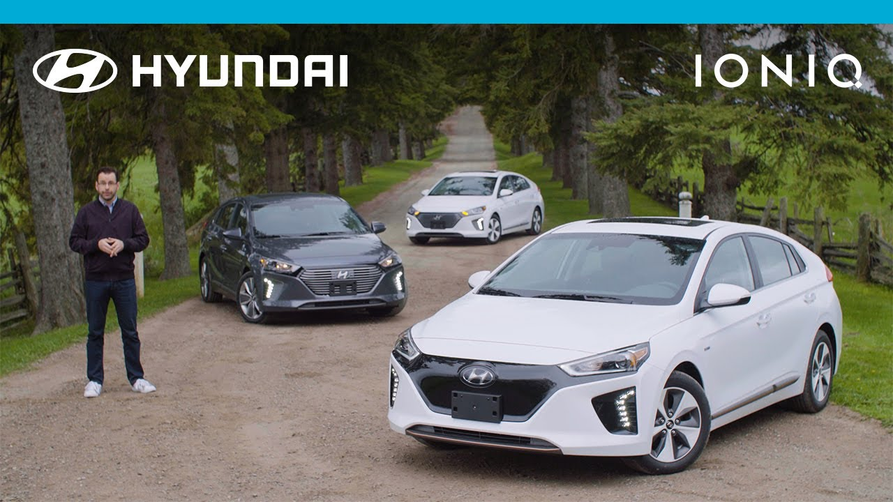 2017 Hyundai Ioniq Driving Range Which Type Of Green Car Is Right For You