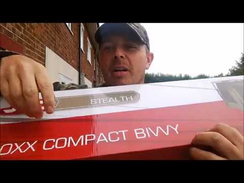 MY REVIEW OF THE JRC STEALTH BLOXX COMPACT BIVVY