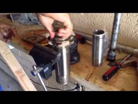 Graco repair kit GM7900 - YouTube