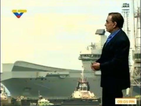 Dossier con Walter Martínez 260617 Japón Rusia Siria Pakistán  China EEUU Venezuela