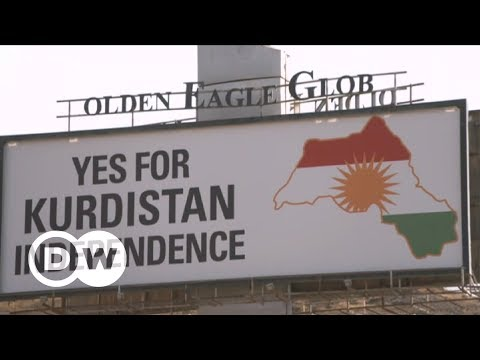 Dreaming of an independent Kurdistan | DW English