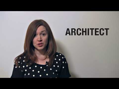 Learn English with Spotlight - Architect