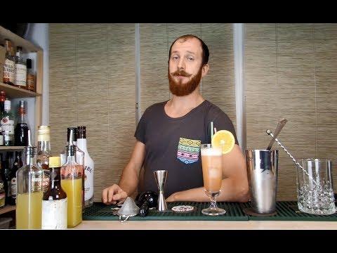 """Коктейль """"Багама Мама"""": состав, рецепт и приготовление"""