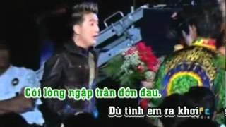 karaoke Đợi em trong mơ REMIX