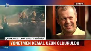 Gambar cover Yönetmen Kemal Uzun Bir Figüran Tarafından Öldürüldü!