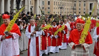 Thế Giới Nhìn Từ Vatican 11/04 — 17/04/2014 – Khai mạc Tuần Thánh tại Vatican và Jerusalem