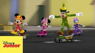 O Combustível do Pateta | Mickey: Aventuras Sobre Rodas
