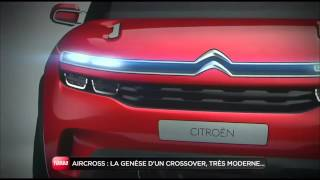Citroën AirCross Concept: Emission Turbo (M6)