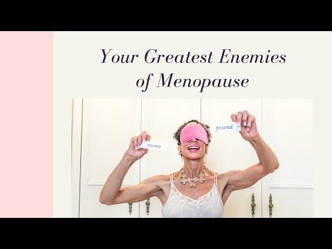 Your Greatest Enemies of Menopause 187 | Menopause Taylor