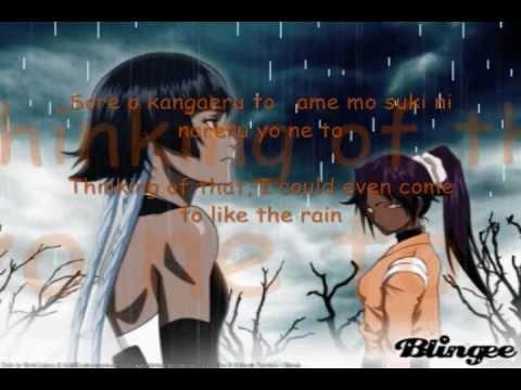 Bleach- Houki Boshi- SoiFon &Yoruichi w/ Eng Lyrics
