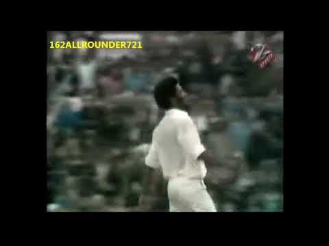 Gary Sobers   Bernard Julien   Keith Boyce Picks Up England Wickets 1973