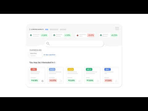 Meet the new Google Finance