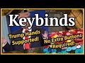Guild Wars 2  - Keybinds (Standard Keyboard and Mouse)