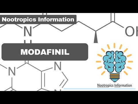 #modafinil---#nootropics-information