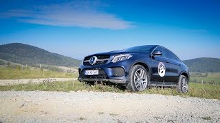 Mercedes GLE 350d Coupe - test | AUTOMOCJE