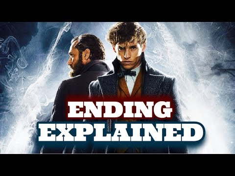 Fantastic Beasts The Crimes of Grindelwald Explained & Easter Eggs