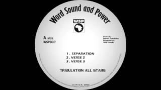 WORD SOUND & POWER - SEPARATION / ARGUEMENT (WSP037)