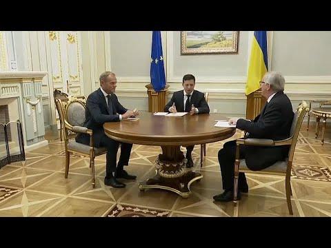 L'UE Au Chevet De L'Ukraine