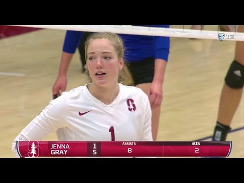 Stanford v CSUB, 12/01/17, First Round Match