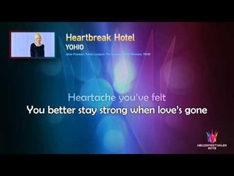 hallelujah lyrics svenska