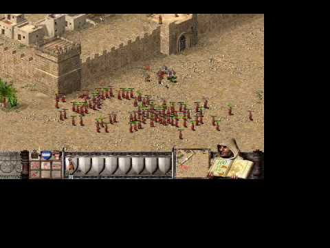 Stronghold Crusader:Damascus, The Balance of Power Shifts