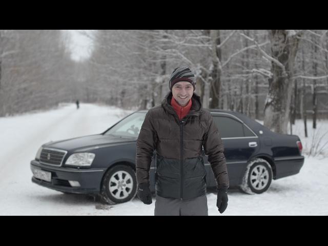 Фото к видео: Toyota Crown 175 2JZ-FSE Говорят последний настоящий Краун.