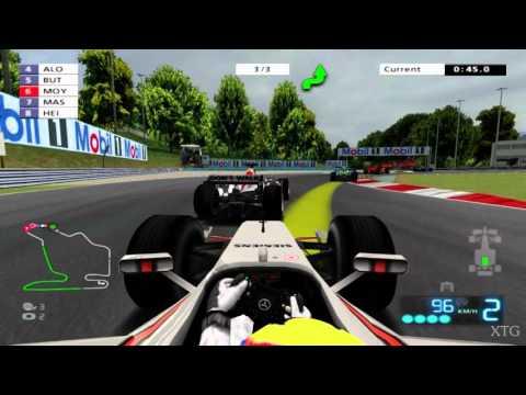 Formula One 06 PS2 Gameplay HD (PCSX2)