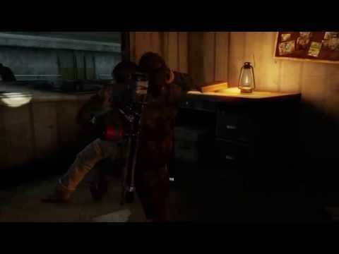 The Last of Us truco hospital