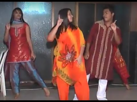 Taslima/Tonmoy Holud Dance (Winter 2009)