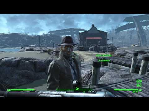 Fallout 4 far harbor dlc 1 |