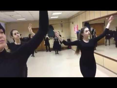 Лучшие танцы — Уроки лезгинки для девушек (видео обучение)