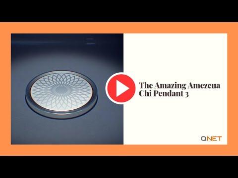 The amazing amezcua chi pendant 3 youtube the amazing amezcua chi pendant 3 aloadofball Choice Image
