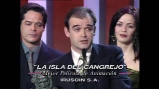 Video La isla del cangrejo, Goya 2001 a Mejor Película de Animación download MP3, 3GP, MP4, WEBM, AVI, FLV November 2017