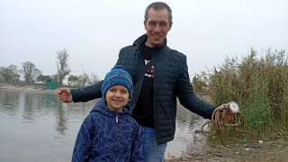 Магнитная рыбалка на Ростовском море
