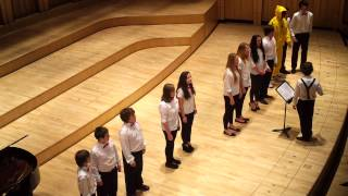 Cathedral School Llandaff House Singing Competition - Teilo Acapella
