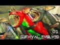 ARK: ABERRATION MODDED - EPIC START & RAVAGER ARMY !!! E01 ( GAMEPLAY ARK: SURVIVAL EVOLVED )