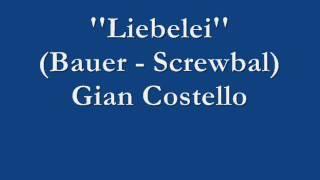 Liebelei - Gian Costello