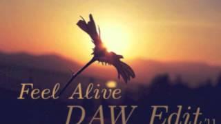 Jean Elan feat. Cosmo Klein - Feel Alive - DAW Remix