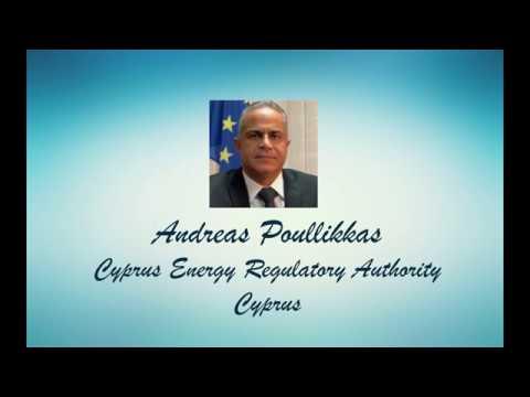 Andreas Poullikkas   Cyprus Energy Regulatory Authority   Power-Energy 2019