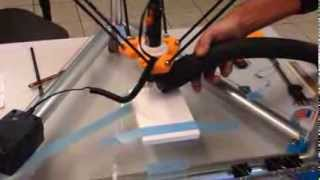 other things you can do with your delta 3D printer