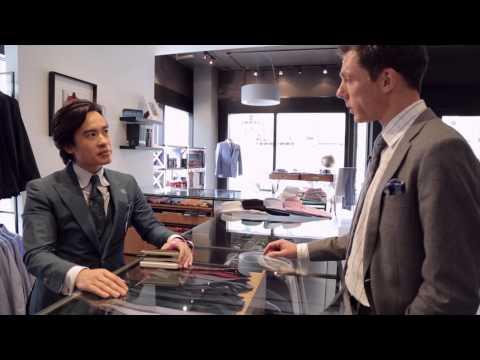 Does your suit actually fit you?: Mankind