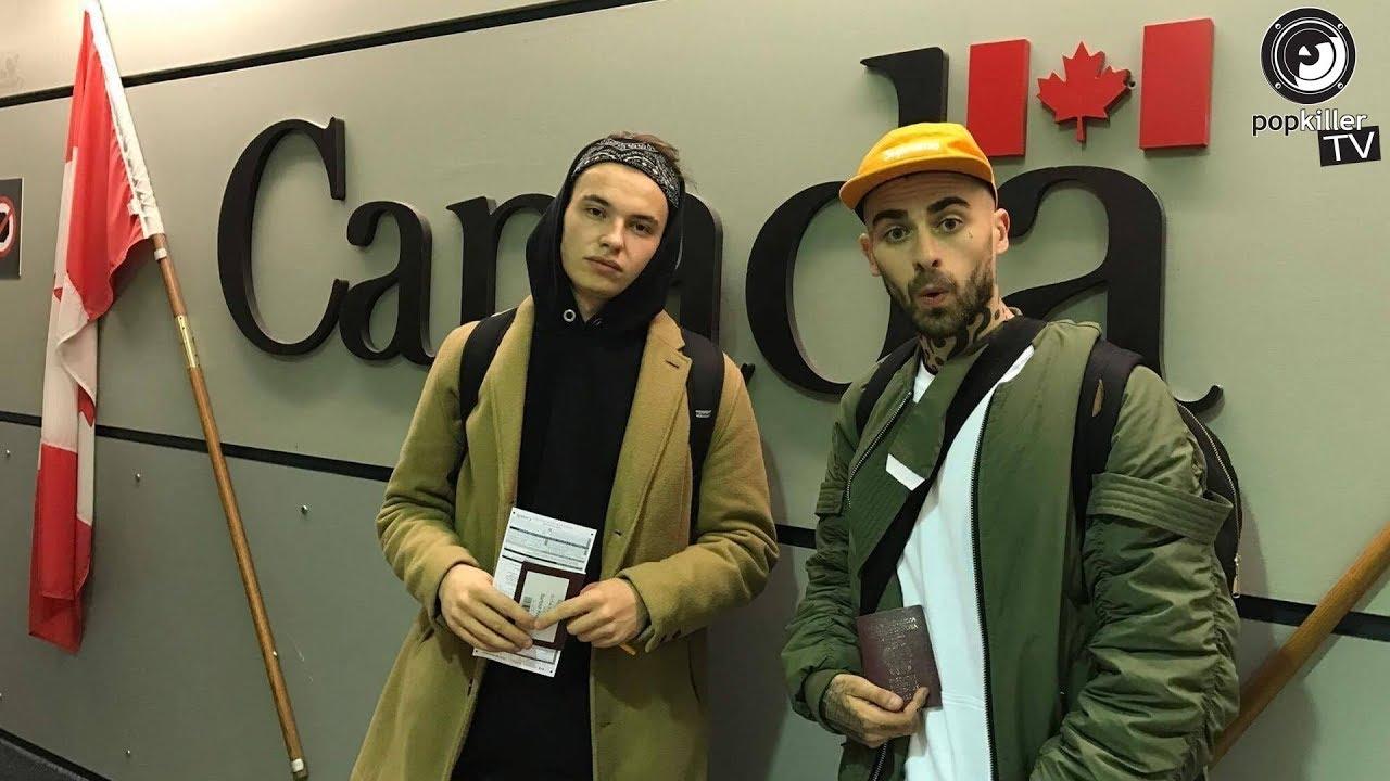 """""""Kawa i xanax"""" – PlanBe o tripie z Quebonafide do NY i Toronto (Popkiller.pl)"""