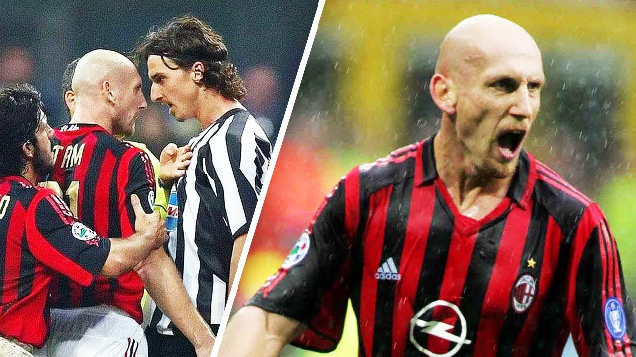 Jaap Stam The Most Frightening Defender In History Oh