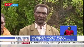 Murder Most Foul: Police exhume body of 3-year-old girl, allegedly killed by her parents