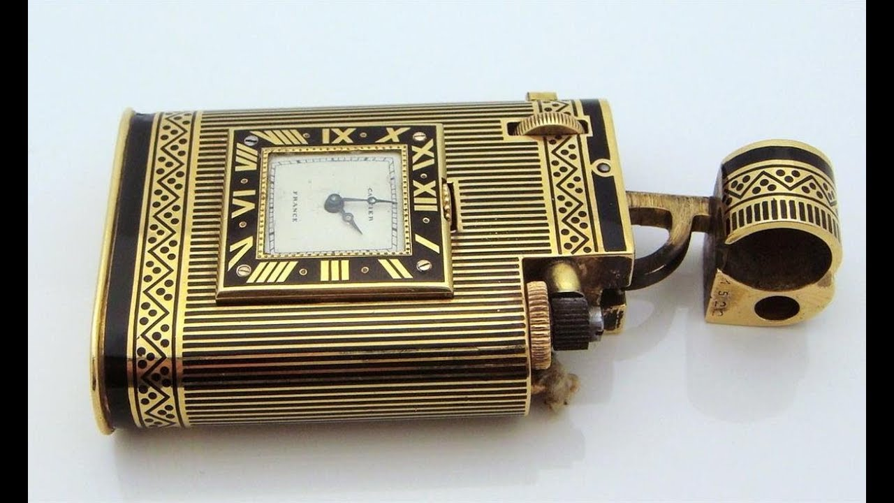 World\u0027s Most Expensive Cigar Lighter
